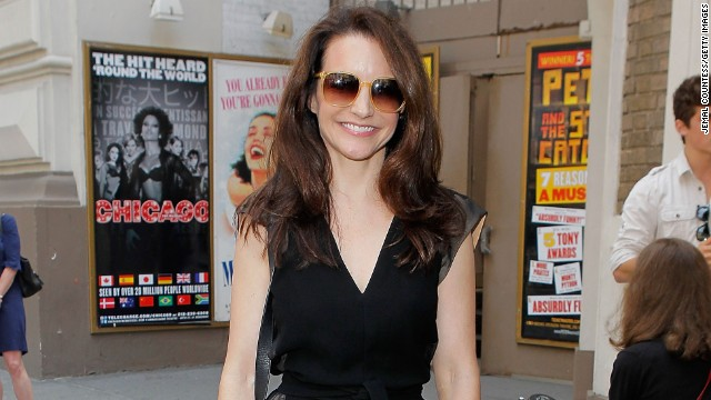 """Sex and the City"" actress Kristin Davis told Health magazine in 2008 that unlike her cocktail loving character Charlotte York, she is a recovering alcoholic. The 48-year-old admitted that she was drinking so much, she didn't think she'd live past 30."