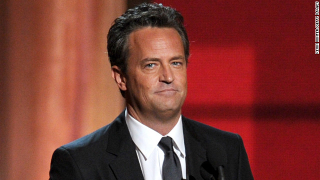 "Matthew Perry has previously struggled with an addiction to prescription drugs and alcohol and recently landed on the cover of People magazine to discuss his road to sobriety. While he was on ""Friends,"" he said, ""it would seem like I had it all. It was actually a very lonely time for me because I was suffering from alcoholism."""