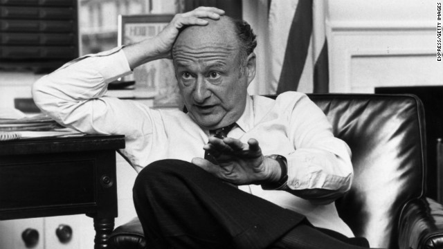 Ed Koch, the brash former New York mayor, died February 1 of congestive heart failure at 88, his spokesman said.