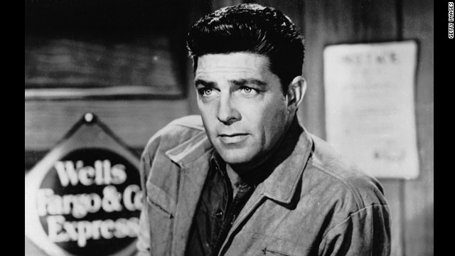 Actor Dale Robertson, who was popular for his western TV shows and movies, died at age 89 on Thursday, February 28.