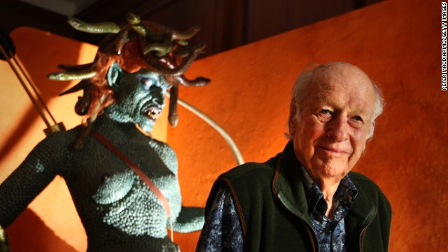 Ray Harryhausen, the stop-motion animation and special-effects master whose work influenced such directors as Steven Spielberg, Peter Jackson and George Lucas, died on May 7 at age 92, according to the Facebook page of the Ray and Diana Harryhausen Foundation.