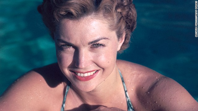 Esther Williams, whose success as a competitive swimmer propelled her to Hollywood stardom during the 1940s and 1950s, died on Thursday, June 6 in California, according to her spokesman.