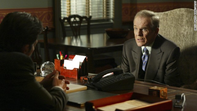 "John Spencer was beloved as Leo McGarry on NBC's ""The West Wing."" His death by heart attack in 2005 was written into the show."